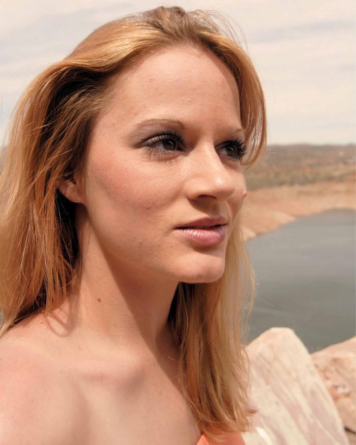 Male model photo shoot of Desert Winds Digital Ph in San Carlos Lake - Arizona