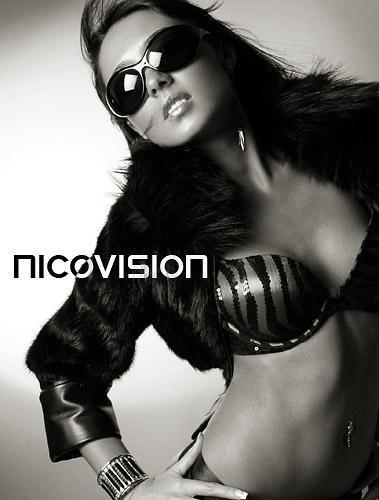 Female model photo shoot of Julita by Nicovision in Philadelphia studio