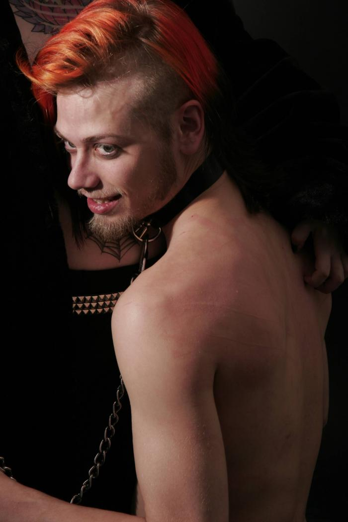 Male and Female model photo shoot of William McKnight and Artimus_Twitch by FrogHaven Photography in NAIT