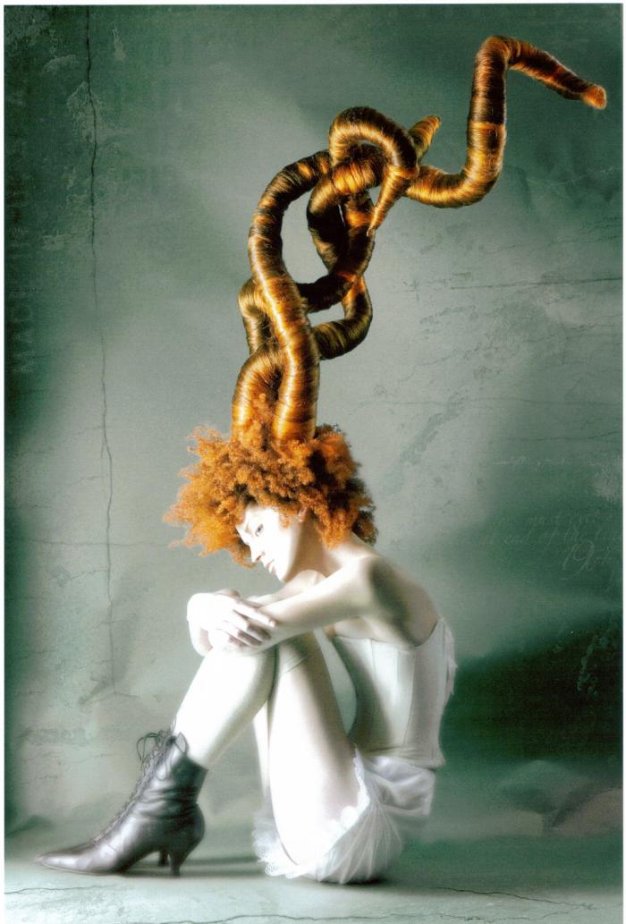 Apr 22, 2006 hair by: Kimmi Le(me) & Anthony Cress 2006 MUA: Alexis
