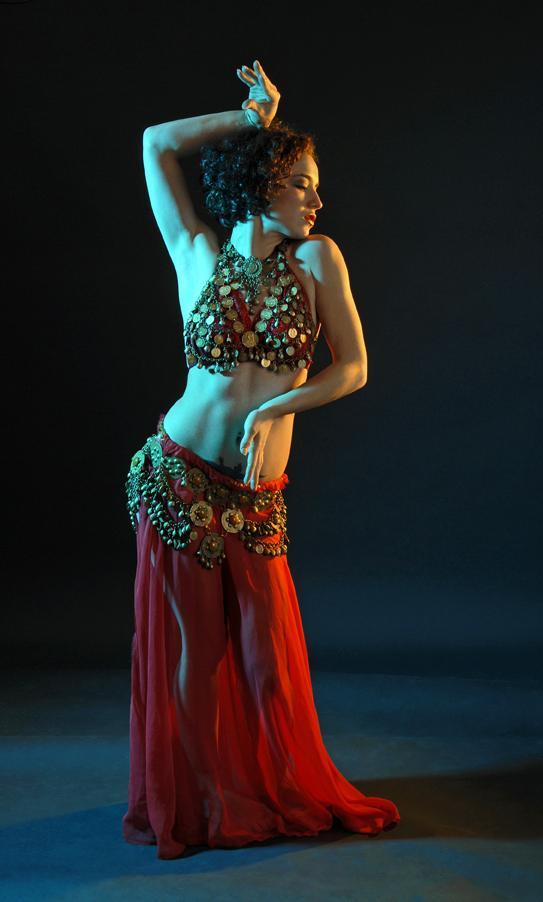 Bloomington, IN Apr 28, 2006 Shadow & Light Studio, Tom Stio Shadow Dancer