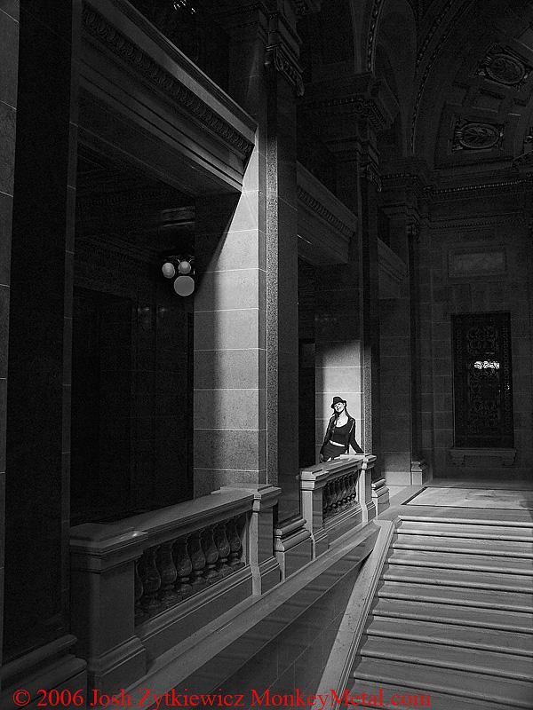 Male model photo shoot of Zytkiewicz in Wiscsonsin Capitol