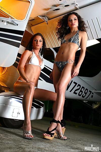Atlanta May 08, 2006 MAX!MUS Models: Manda & Nakrey, MUA: Jodi to the Max