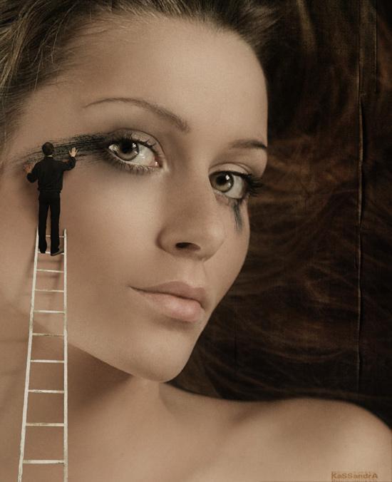 Female model photo shoot of jolie s
