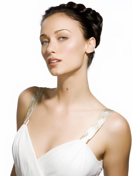 Male model photo shoot of Thyronne in Studio, makeup by Gabriel Muro