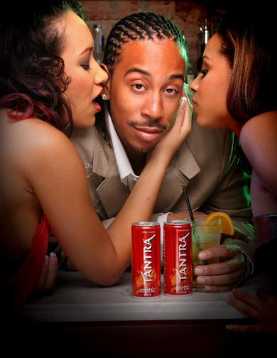 May 14, 2006 Tantra/DBlanks Photography LUDACRIS/TANTRA ADS - Makeup by Toni Acey