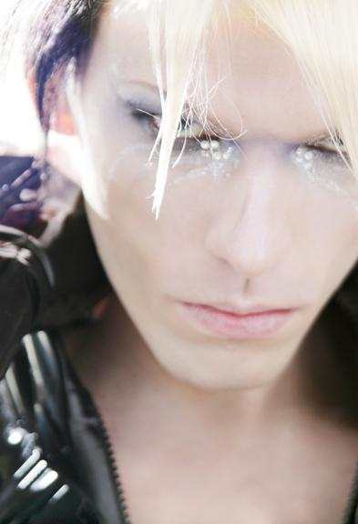May 18, 2006 River Clark / Mua - temptu / edit:theperishingimage. your eyes can be so cruel ... ~D.B.