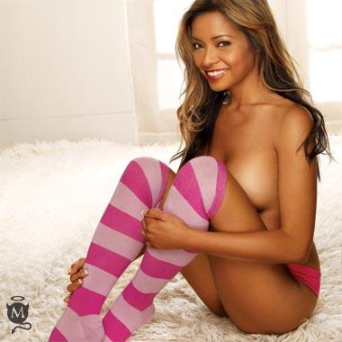 May 19, 2006 (c) Dennis Publications Maxim Magazine Show us your Socks Feature - June 2006 Issue (out on stands NOW!)