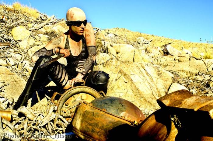 Abandonded Mining Camp May 20, 2006 2005 Adam Chilson Legacy of Riddick