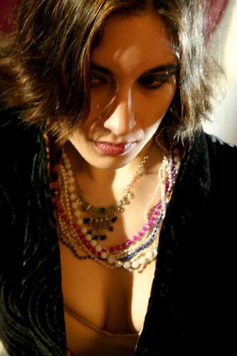 Female model photo shoot of Chris Romani