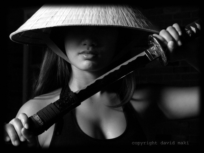 tallahassee, fl May 23, 2006 david maki ==Linda - samurai hostess==