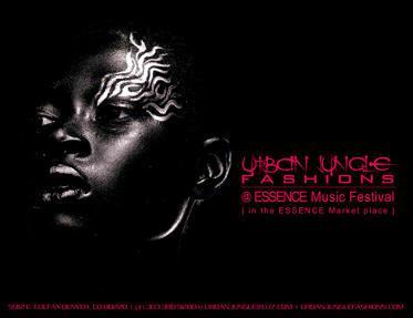 May 24, 2006 Urban Jungle Fashions @ Essence Music Festival 2005 Urban Jungle Fashions @ Essence Music Festival 2005Urban Jungle Fashions @ Essence Music Festival 2005 UJ - Urban Jungle Fashions @ Essence Music Festival 2005