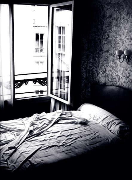 Paris - France May 27, 2006 John Malloch-Caldwell Paris Series - Memory of passions spent