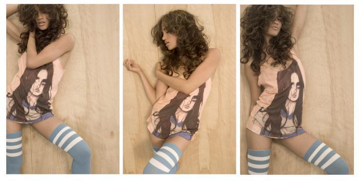 May 28, 2006 paul trapani hair & makeup, model nicole winge CITY models