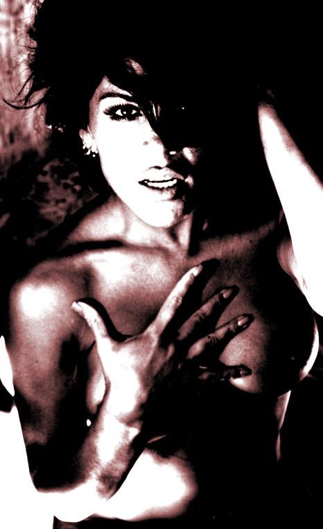 Female model photo shoot of Alisa Acosta in cocoa, florida