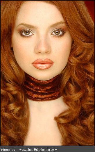 Jun 04, 2006 www.JoeEdelman.com Ariel - Makeup & Hair by Laurie - <p> <a href=http://www.labmakeup.com/> www.LABMakeup.com</a>  </p>