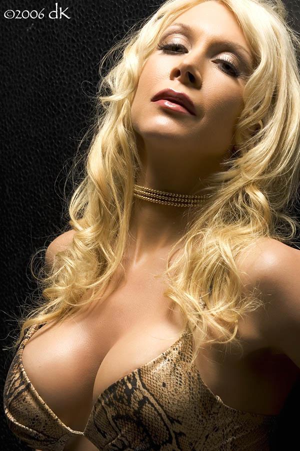 Female model photo shoot of Angel Pennington in dK studio