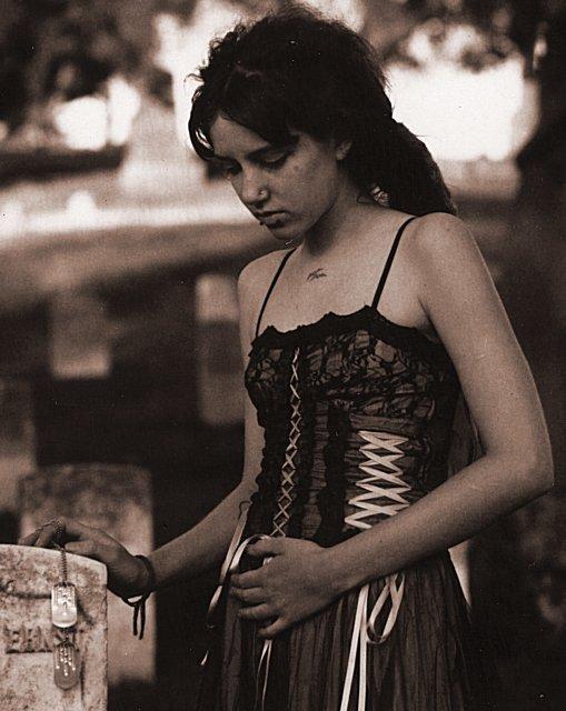 Piedmont, CA Jun 06, 2006 Inital test Polaroid 2