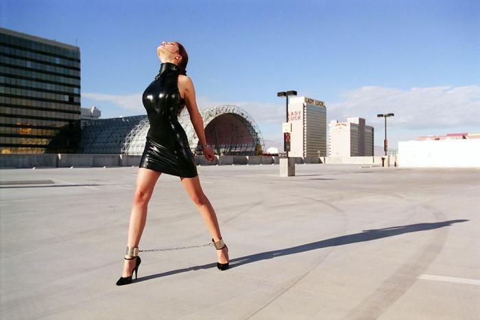 Las Vegas Jun 06, 2006 marcus gloger/germany Vivian Ireene Pierce in Las Vegas