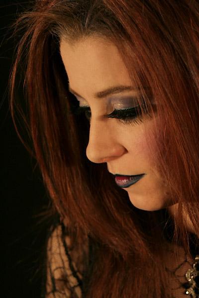 Female model photo shoot of Morgana Fate in Austin, TX