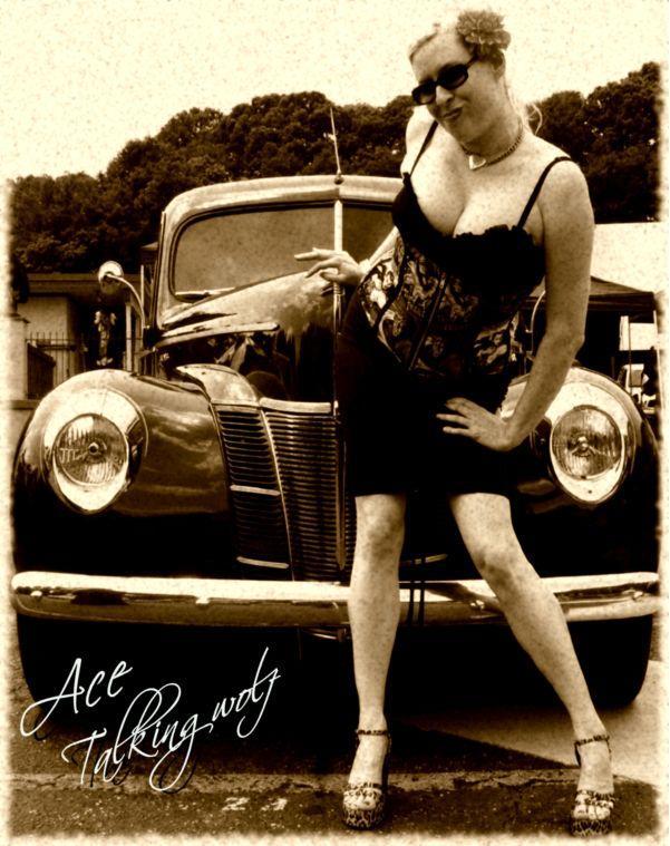 Starlight DriveIn, Atlanta, GA Jun 11, 2006 Ace Talkingwolf Drive In Betty