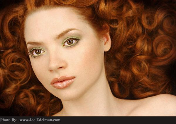 Jun 14, 2006 www.JoeEdelman.com Ariel - Makeup & Hair by Laurie - <p> <a href=http://www.labmakeup.com/> www.LABMakeup.com</a>  </p>