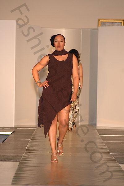 MUA - myself Jun 15, 2006 Courtney Washington - designer Brooklyn Museum Charity Event
