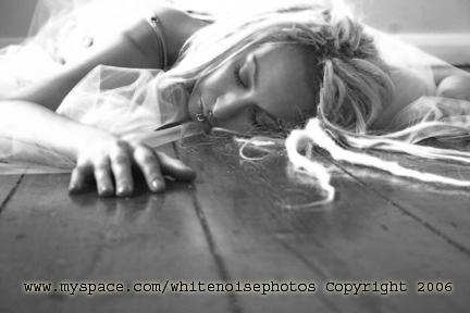 Female model photo shoot of Maleficent Martini in london