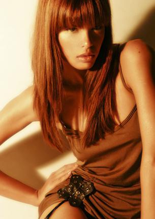 P.R Jun 20, 2006 Guilliani MIRABAL clothing designer campaign