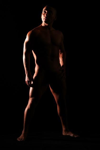 Male model photo shoot of Dan Brandenburg and Manuel Montoya