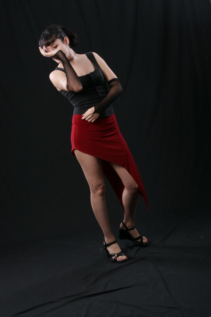 Female model photo shoot of Melanie_