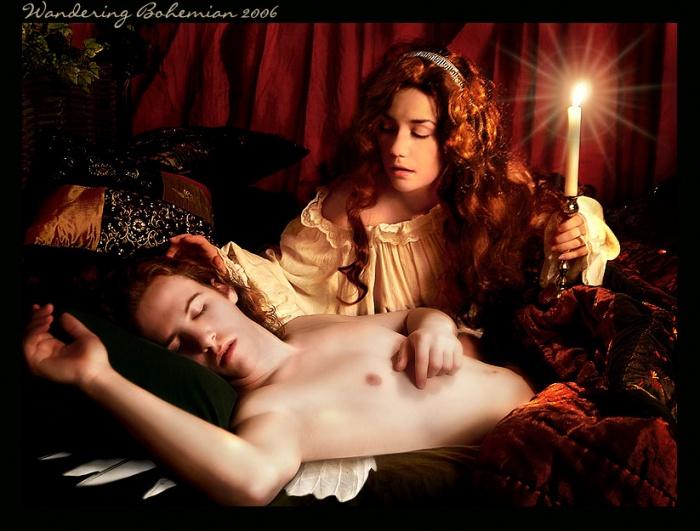 Jun 23, 2006 Ivy D. / Wandering Bohemian Cupid & Psyche