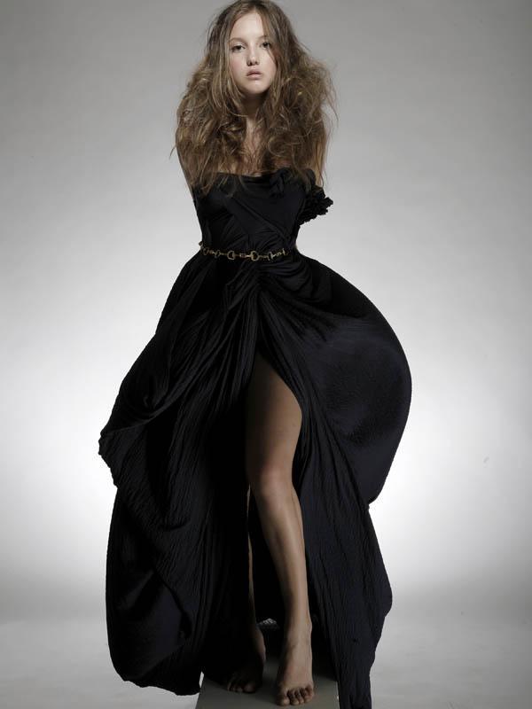 Female model photo shoot of ascorpio in Toronto