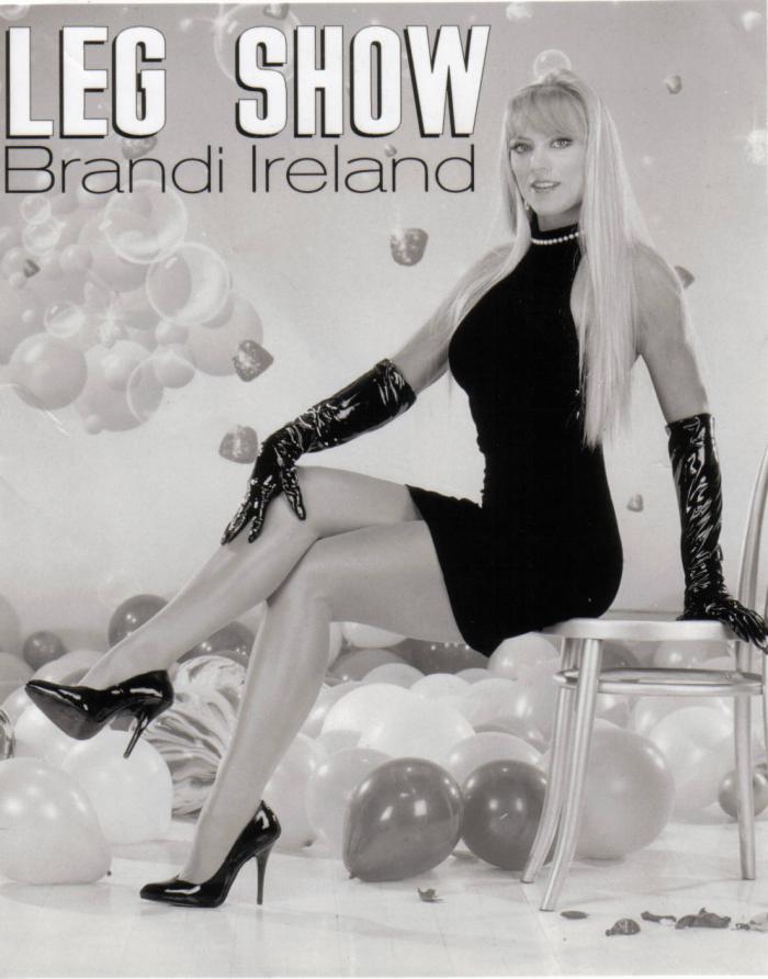 New York, NY Jul 09, 2006 Warren Tang Promo photo for Leg Show Magazine