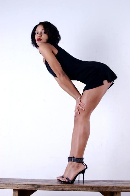 Female model photo shoot of Isys Entertainment