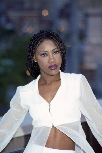 Female model photo shoot of Nya Fiya in atlanta