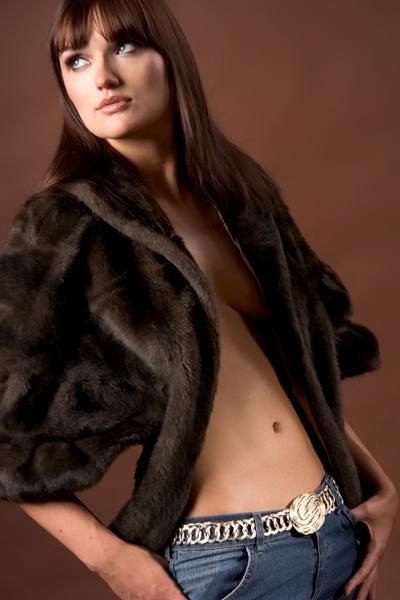 Female model photo shoot of Danielle Federico in Summer Street, Boston