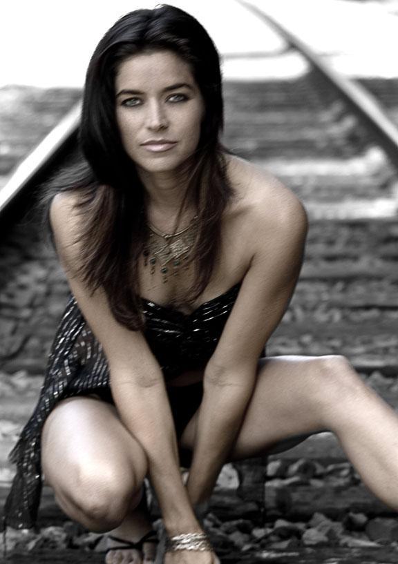 Female model photo shoot of Danette  in Santa Barbara