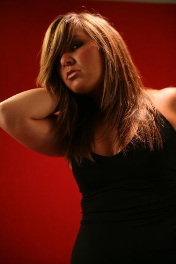 Female model photo shoot of pmontgom