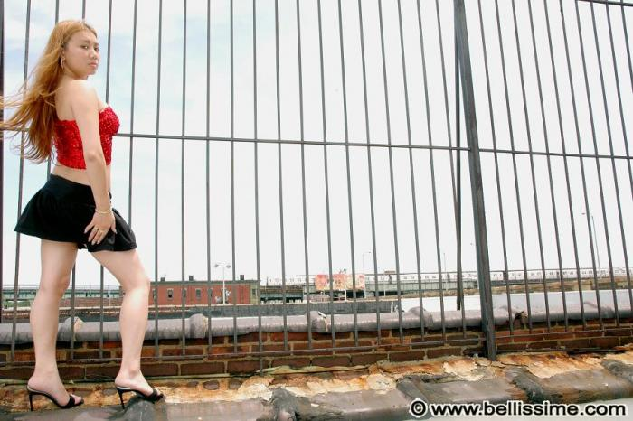 studio rooftop Jul 26, 2006 phOtographer salvatore vergOne