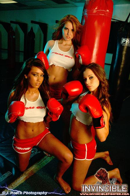 www.InvincibleFighter.com Jul 31, 2006 J. Roach Photography - 2006 Invincible Girls