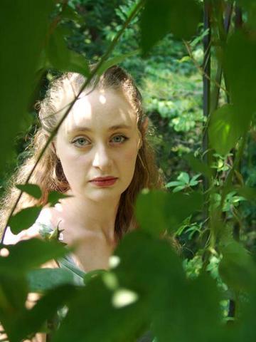 Female model photo shoot of Christen Heilman in Wildwood Metropark, Toledo- Ohio