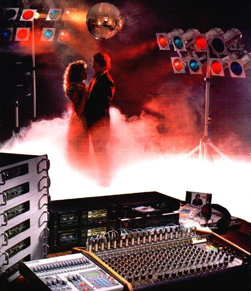 Chattanooga, Tn. Aug 01, 2006 Harold Rose Studio   Sound co  80s