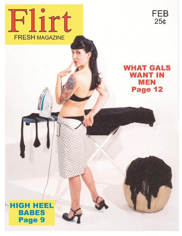Orangevale, California Aug 03, 2006 WestImages Photography Pin-Up Cover
