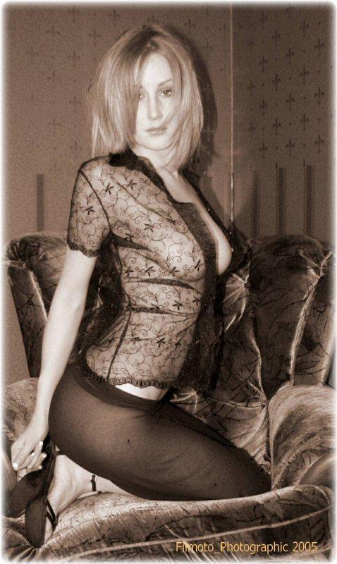 Female model photo shoot of JTImages in UK - 2005