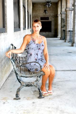 Female model photo shoot of Wannaberavin in Lightner Museum
