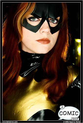 Aug 11, 2006 Batgirl - Costume made by me