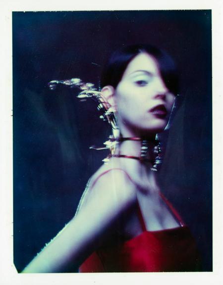Paris Aug 12, 2006 PvonB, MakeUp by Guilaine Christine B, Crystal Agency, Paris