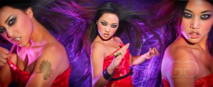 Los Angeles/Santa Clarita Aug 13, 2006 Suzette Troche-Stapp Ms. Mulan