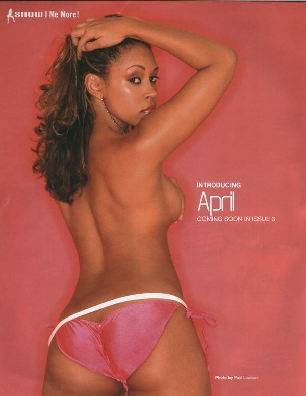 Atlanta Aug 17, 2006 Show Magazine - P L Photography My first tearsheet and photoshoot